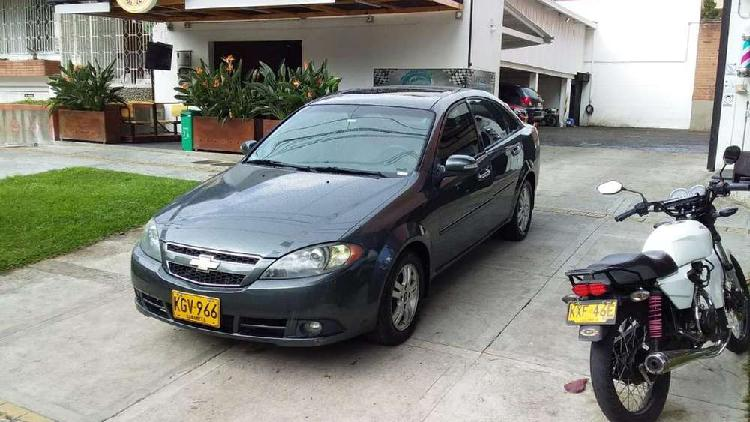 Chevrolet optra 2010 sunroof limited 1.8 refull mecanico