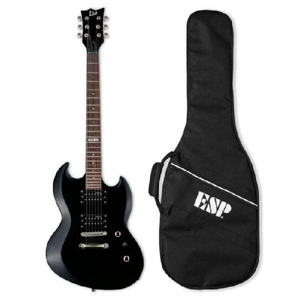 Guitarra eléctrica esp ltd viper 10