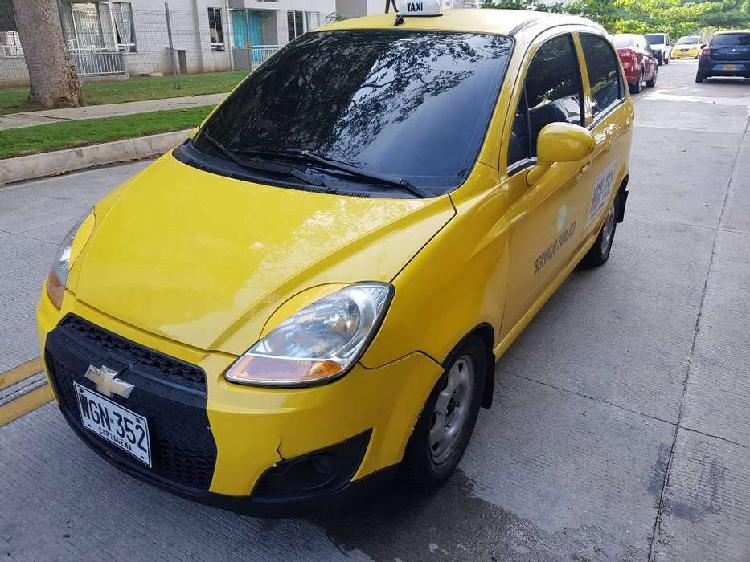 Taxi chevrolet cronos en cartagena