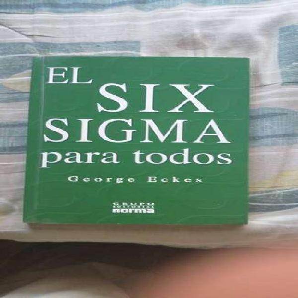 Six sigma para todos