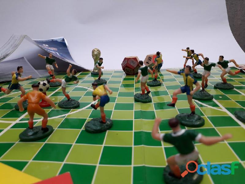 Vendo el superfutbol el espectacular juego de mesa!