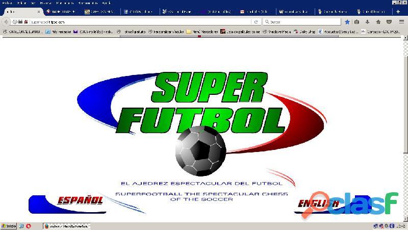 VENDO EL SUPERFUTBOL EL ESPECTACULAR JUEGO DE MESA! 4