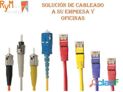 CABLEADO ESTRUCTURADO,REDES Y TELECOMUNICACIONES