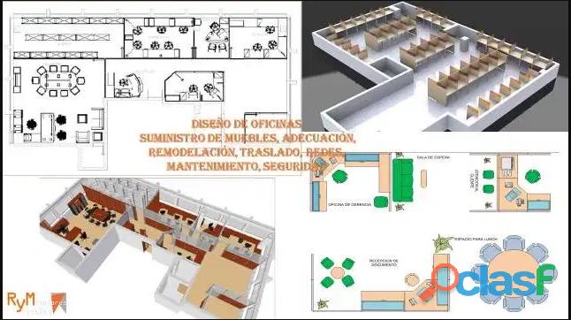 diseños y remodelaciones de interiores