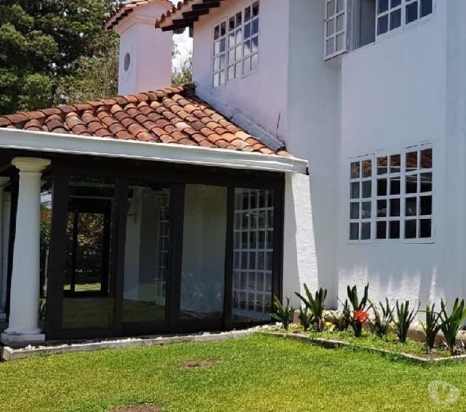 Casa campestre y lote en venta gualanday rionegro