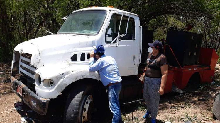 Partes de camión caterpillar modelo 2000 motor 3226