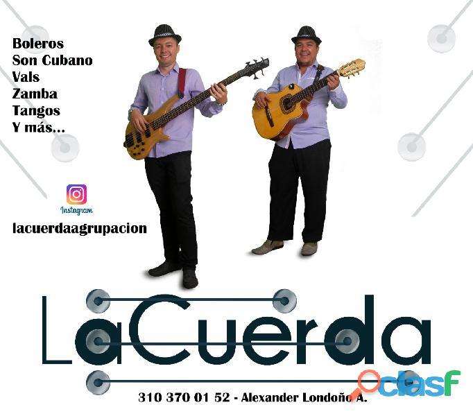 Agrupación Musical LA CUERDA