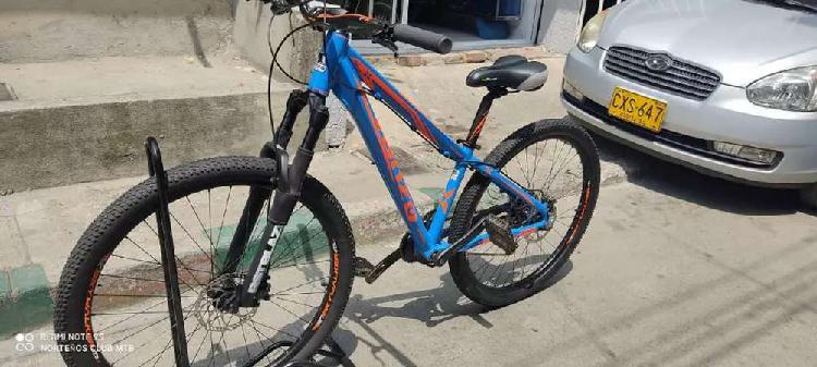 Bicicleta venzo fx 7