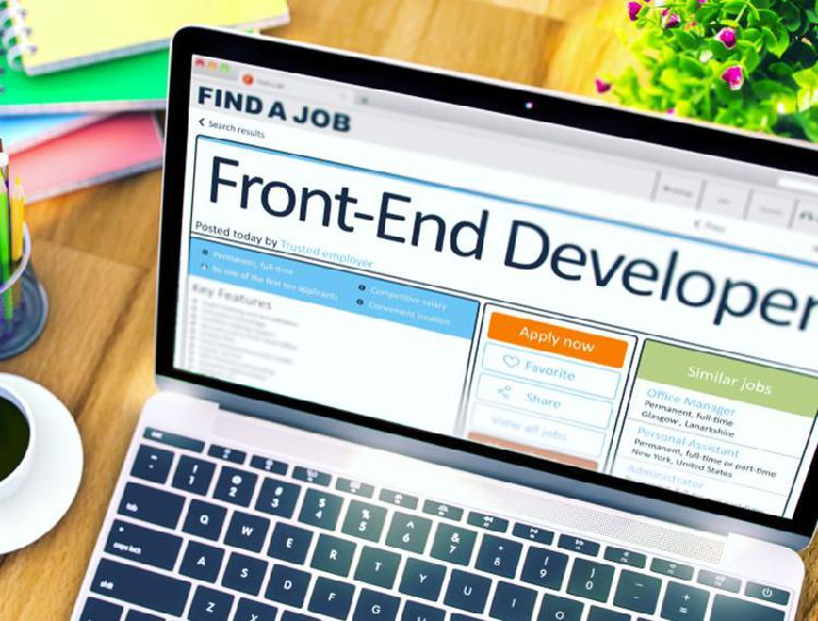 Front-End Web/Mobile Developer