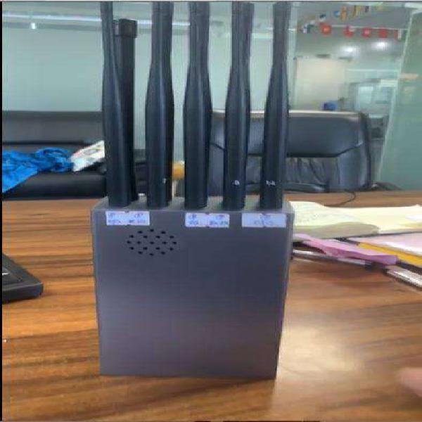 Inhibidor de señal de celular portatil 10 antenas,3g, 4g,