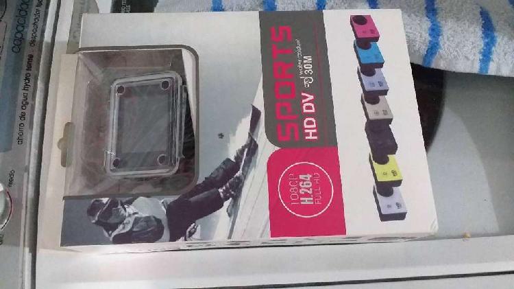 Se vende camara go pro para casco de moto bicicleta o si