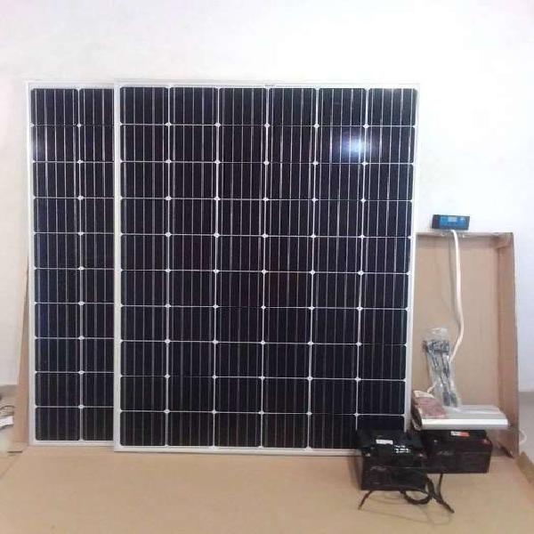 Kit panel solar 500w