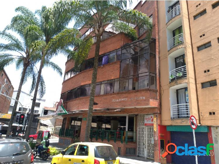 Vendo 24 apartaestudios + 1 local sec teatro pablo tobón uribe