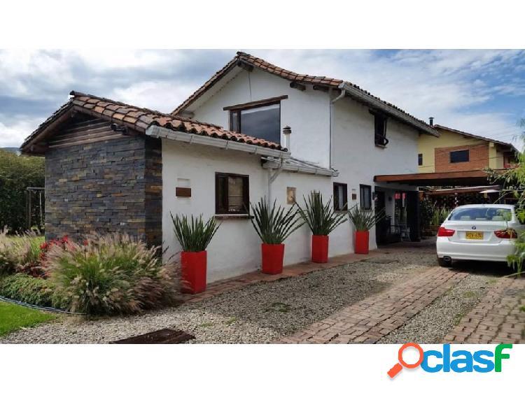 Venta Casa Cajica Cundinamarca Colombia 1