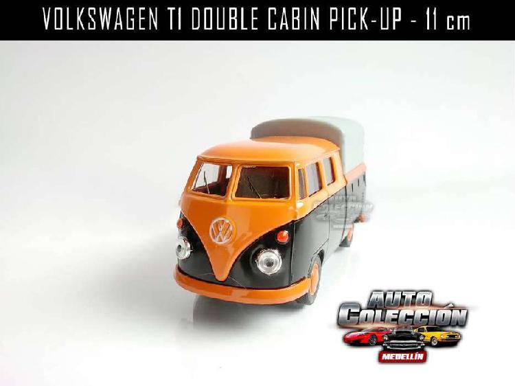 Camionetas van de colección - volkswagen t1 bus 1963 -