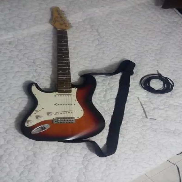 Guitarra eléctrica zurda $200.000
