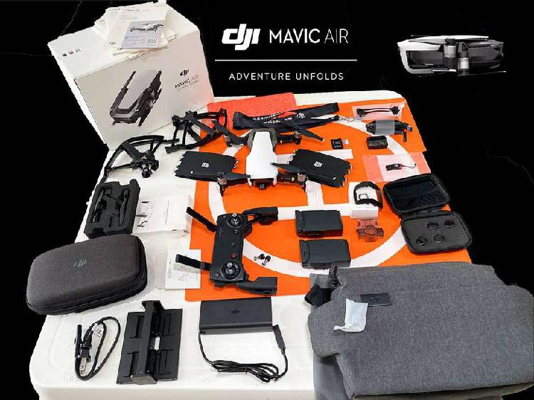 Mavic Air Fly More Combo Con Extras Y En Perfecto Estado