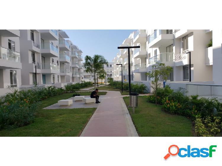 Cartagena arriendo apartamento serena del mar