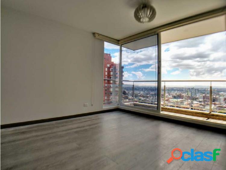 Apartamento venta chapinero alto balcon, bogota