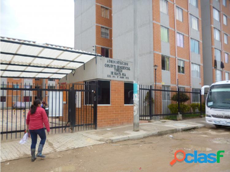 Viv-525 vendo apartamento conjunto torres de santa ana