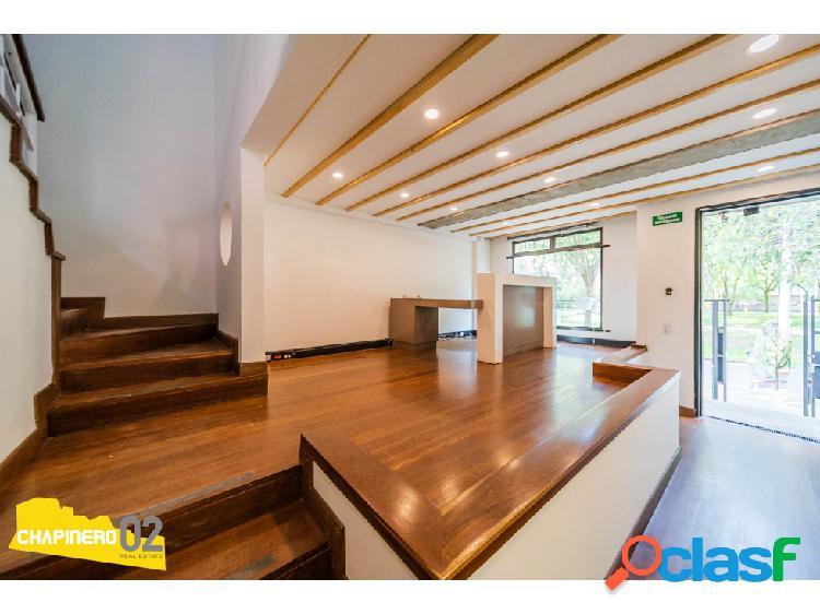 Casa arriendo:: 220 m2:: chicó:: $11m