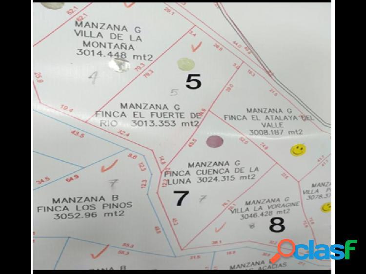 Dagua gran lote 9084.1m2 proyecto urbanizado excelente oportunidad