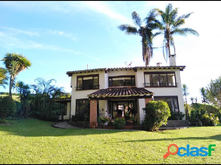 Casa campestre venta-villas de llanogrande-rioneg