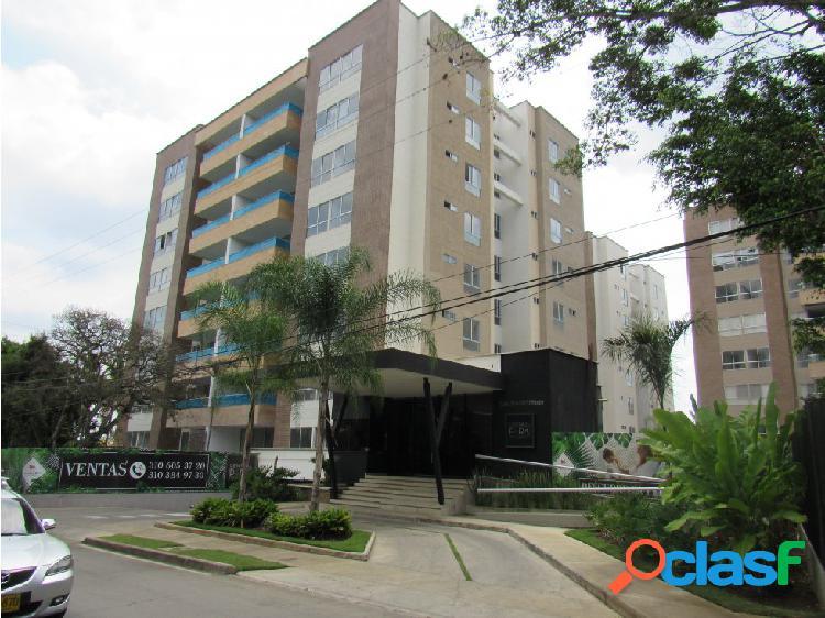 Alquiler apartamento de 158 mt2 pance cali valle
