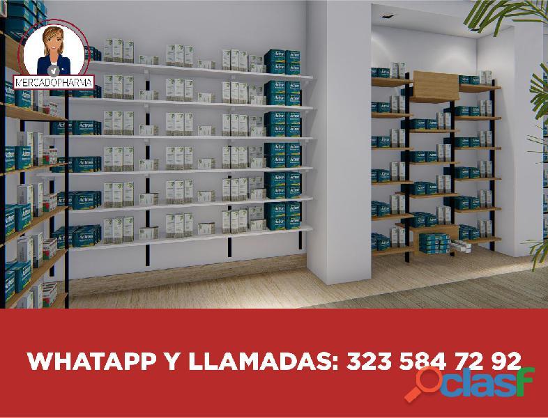 Torre para almacenar medicamentos para hospitales 1