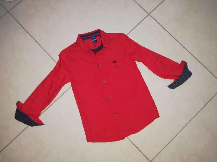 Vendo lote de ropa para niño talla 4t