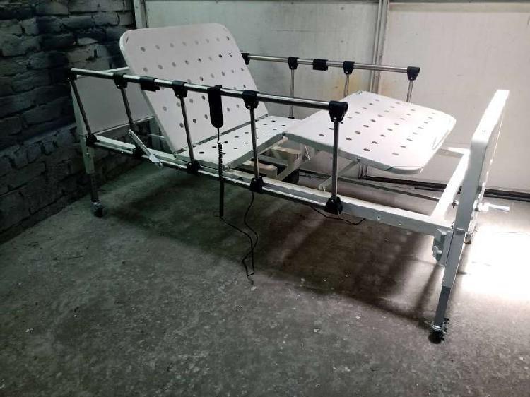 Venta alquiler cama hospitalización electrica 2 movimientos