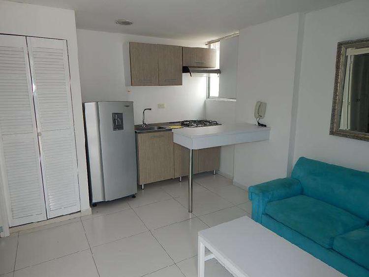 Apartamento en arriendo/venta en cartagena pie de la popa