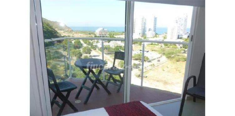 Apartamento en venta santa marta playa salguero