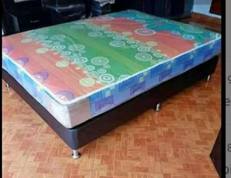 Base cama más colchón