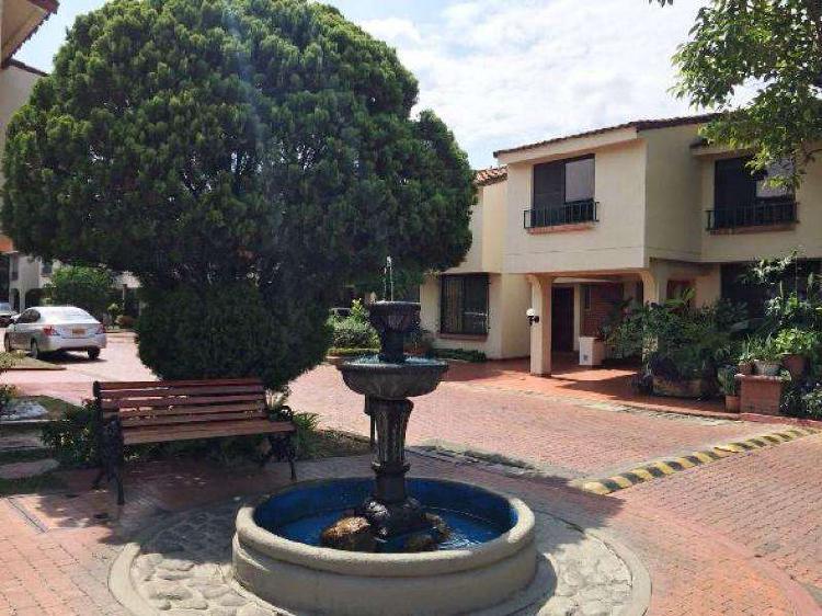 Casa condominio en venta en cali quintas de don simon