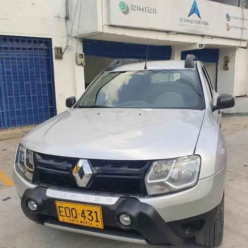 Renault duster modelo 2019 55.000 kms