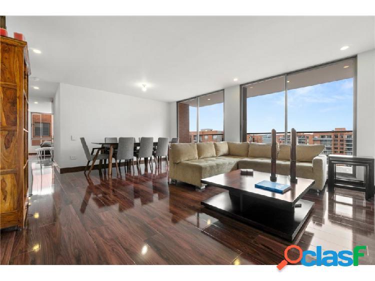 Venta apartamento colina campestre, 151 m2 900 mll