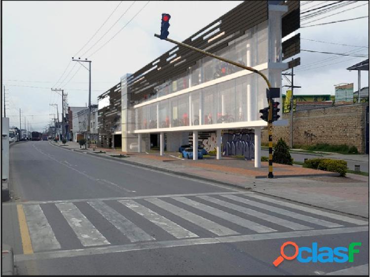 Edificio comercial, funza, cundinamarca