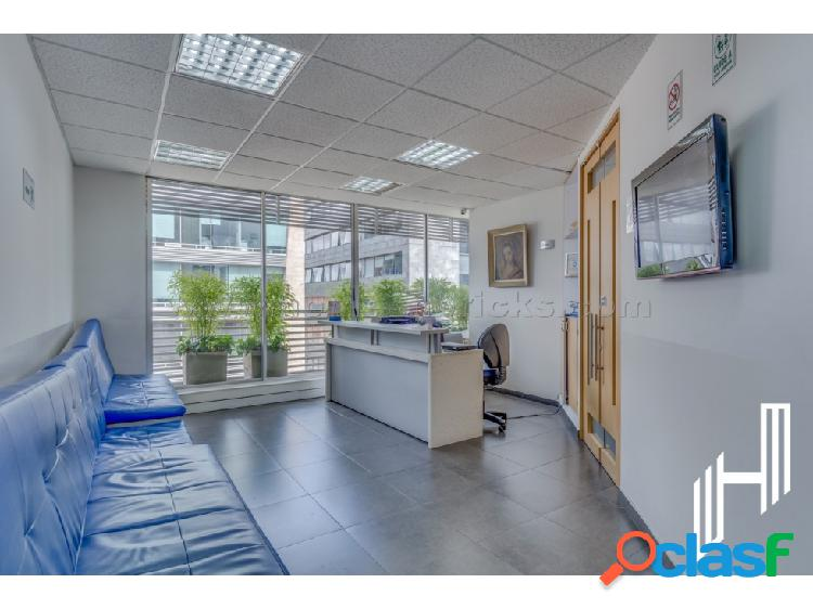 Venta oficina en exclusivo sector chicó