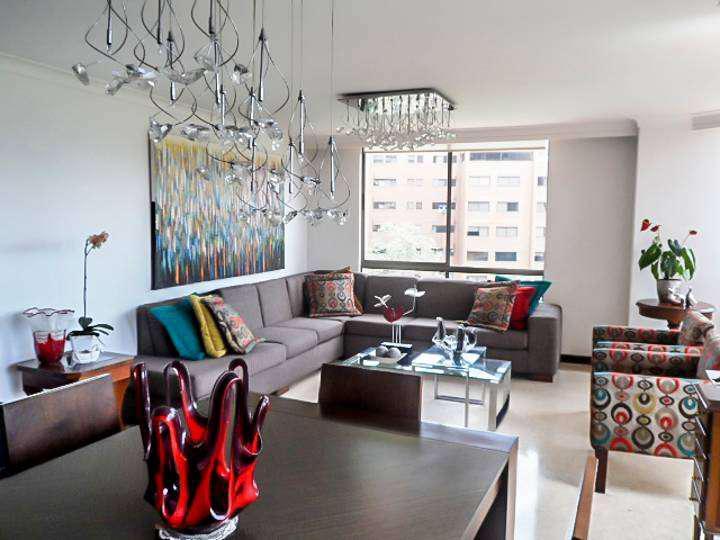 Apartamento para arrendar en el tesoro. referencia pr 7974