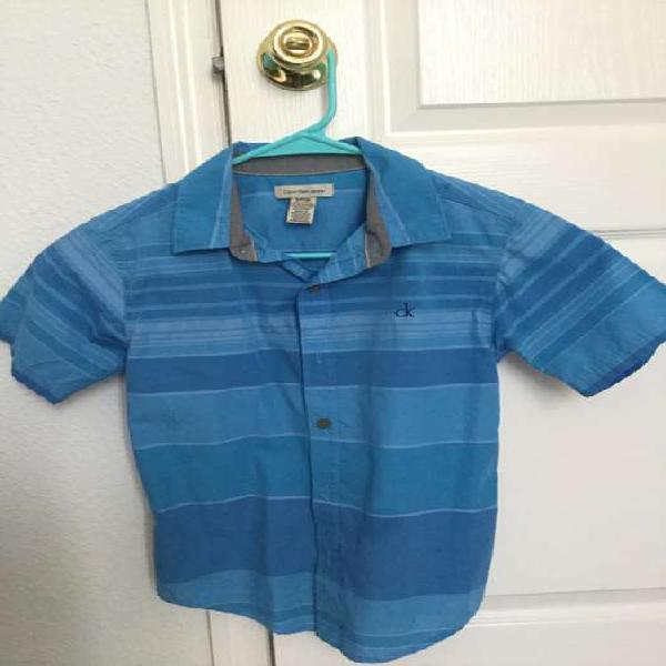 Camisas usada / nino