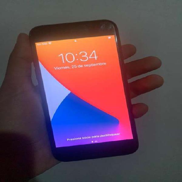 Iphone 7 negro / 128gb