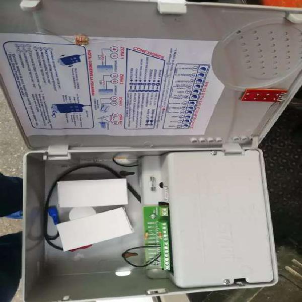 Sistema alarma hogar/empresa con notificación celular