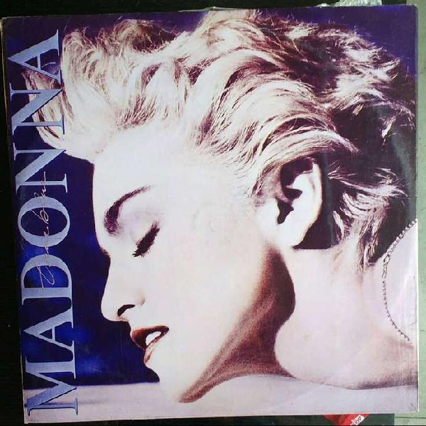 Lp vinilos discos acetatos long play l.p. de madonna michael