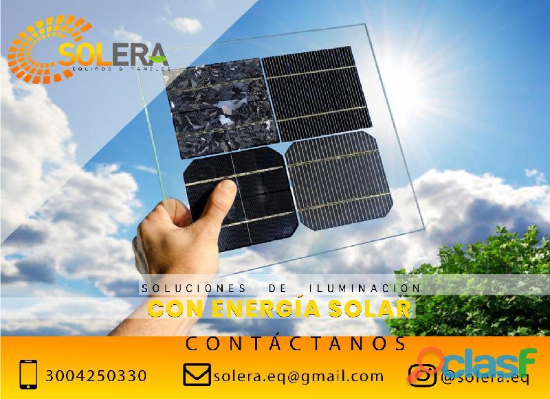 Paneles solares venta e instalación, asesorías.