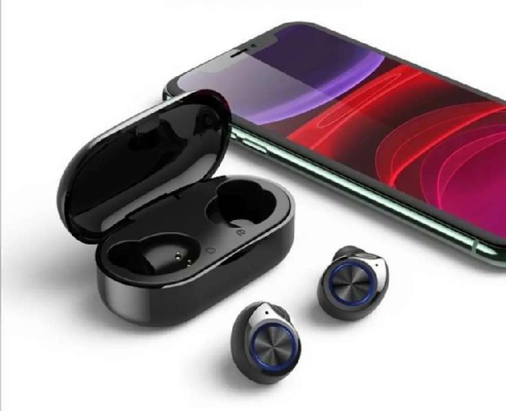 Audífonos Bluetooth táctiles - manos libres con micrófono