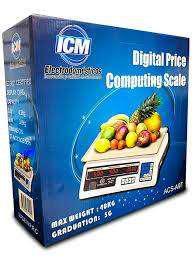 Gramera digital icm de 40 kilos