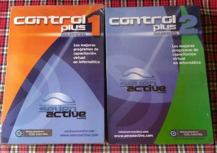 Programa control plus advanced 1 y 2. capacitación virtual.