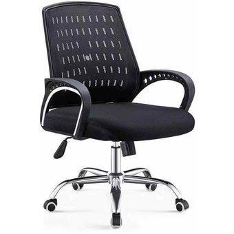 Silla de oficina escritorio jyx0031 - negra