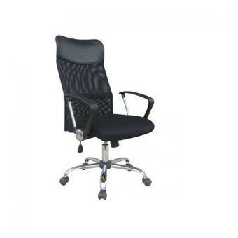 Silla ejecutiva ergonómica reclinable con espaldar alto -